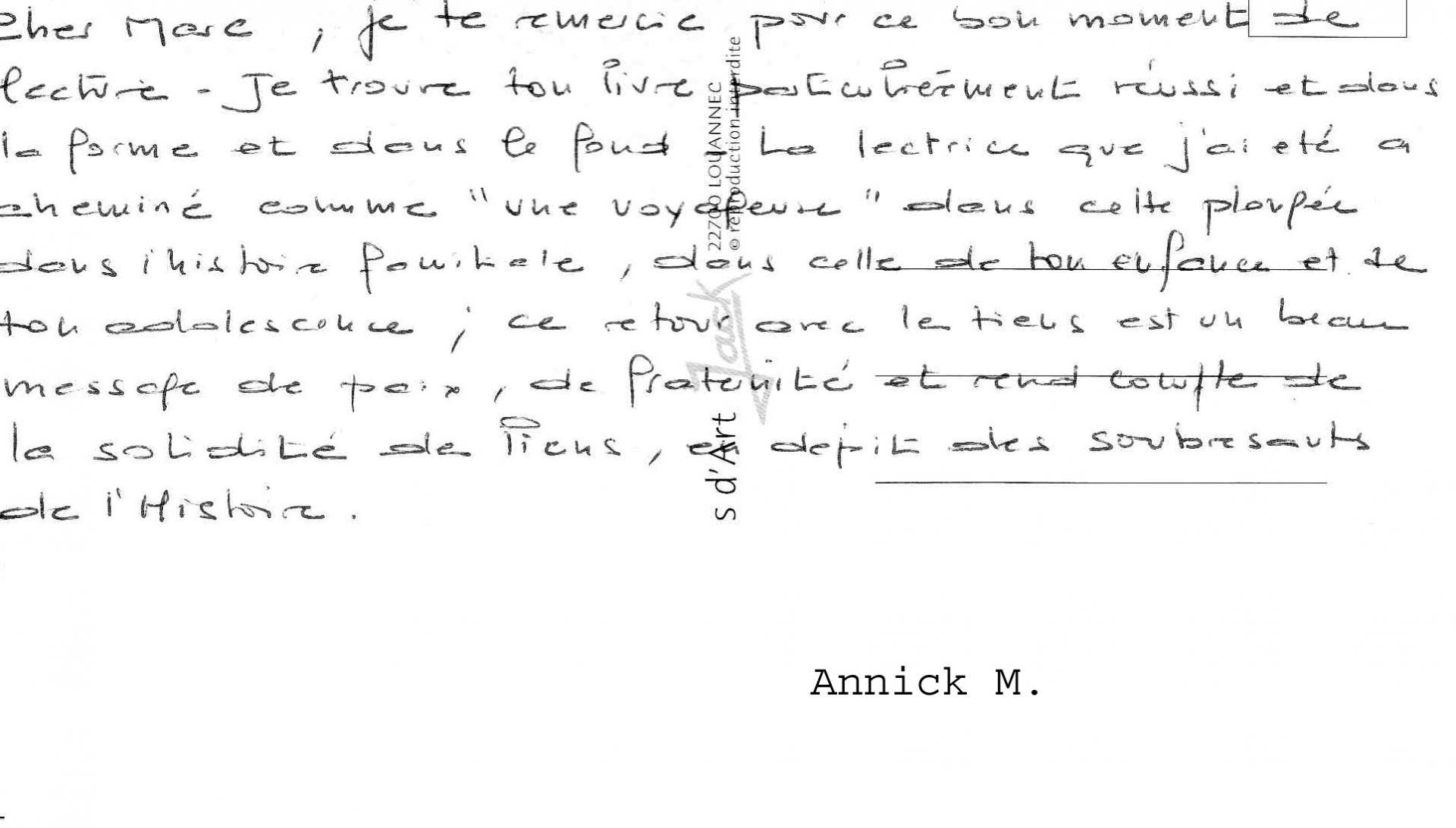 Annick M