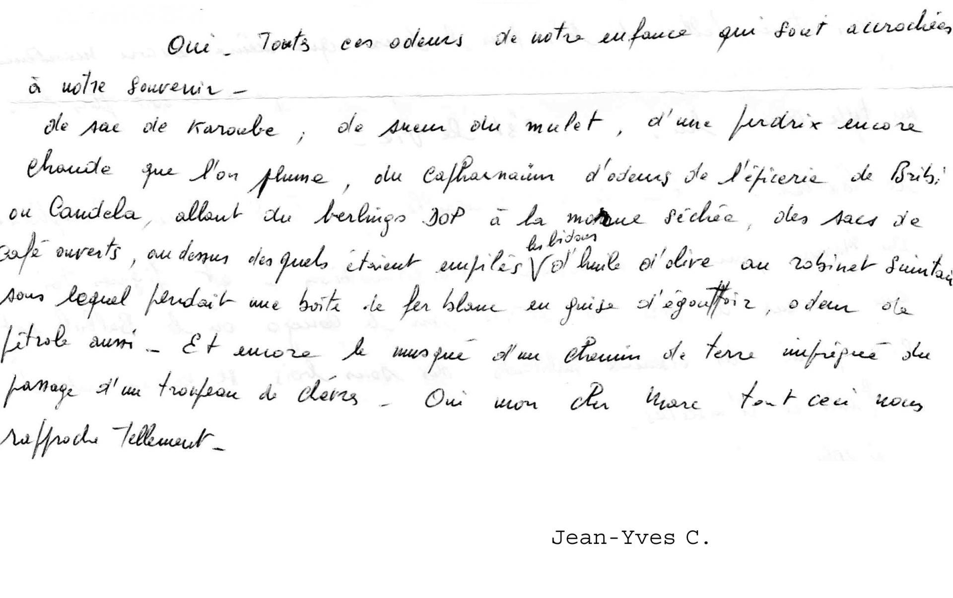 Jean Yves C
