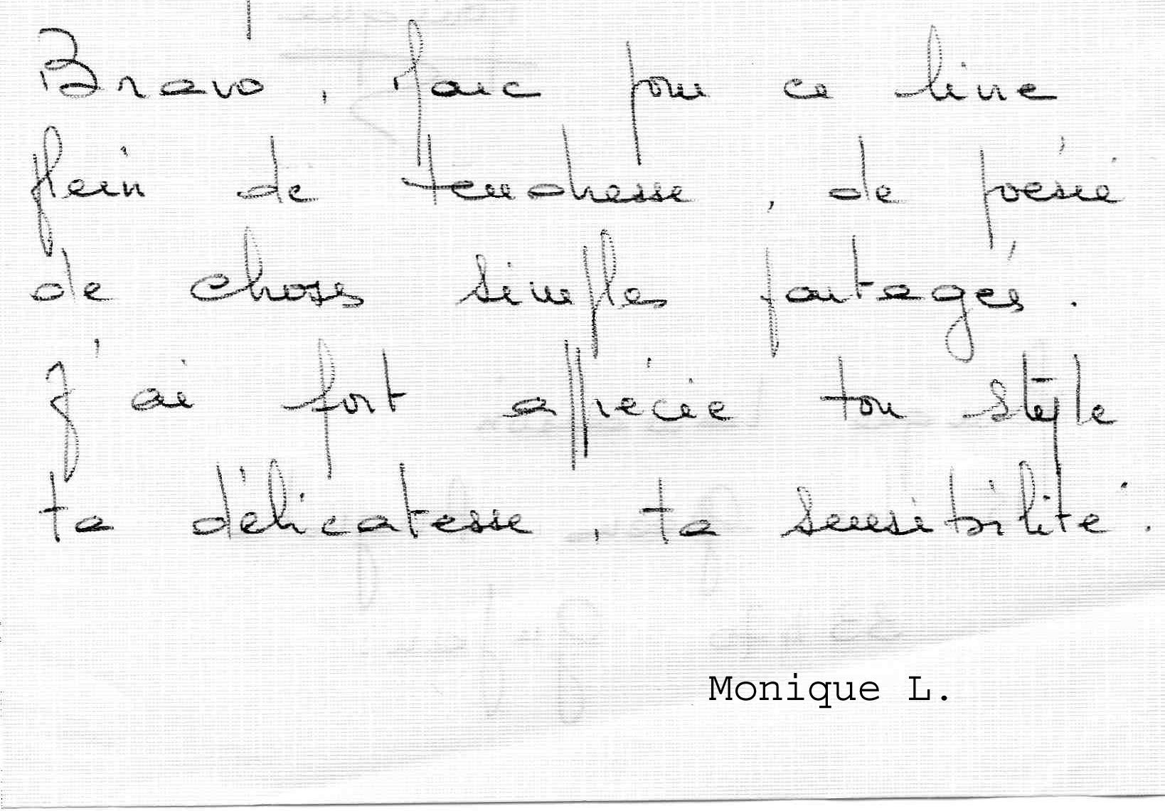 Monique L